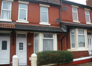 Thumbnail 3 bed terraced house to rent in Ivydale Road, Tranmere, Wirral