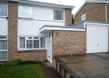 Thumbnail 3 bed property to rent in Pontoise Close, Sevenoaks