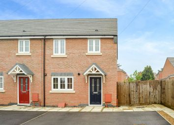 Thumbnail 3 bed end terrace house for sale in Manor Street, Wigston, Leicester