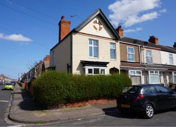 Thumbnail 2 bed end terrace house for sale in Weelsby Street, Grimsby