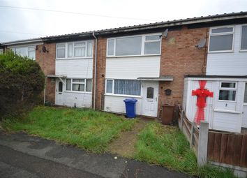 Thumbnail 3 bed terraced house to rent in Fleming Gardens, Tilbury