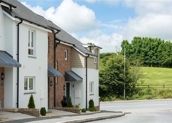 Thumbnail 3 bed terraced house for sale in Brooks Avenue, Holsworthy, Devon