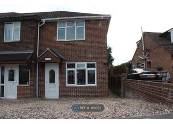 Thumbnail 2 bed end terrace house to rent in Oak Road, Fareham
