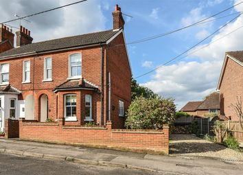 Thumbnail 3 bedroom semi-detached house for sale in Bullers Road, Farnham