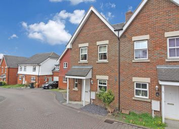 Thumbnail 3 bed semi-detached house for sale in Gravelly Field, Ashford, Kent