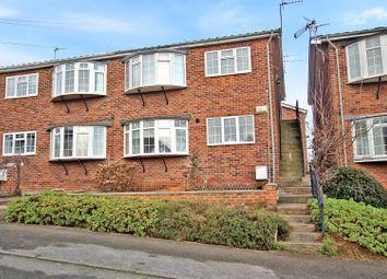Thumbnail 2 bed maisonette for sale in Whittingham Court, Whittingham Road, Mapperley, Nottingham