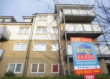 Thumbnail 2 bed flat for sale in Lockwood Place, London