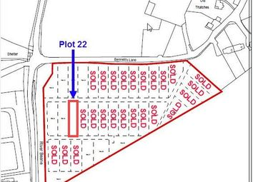 Thumbnail Land for sale in Plot 22 Church Farm Meadow, Rushden, Buntingford, Hertfordshire