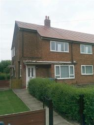 Thumbnail 2 bedroom flat to rent in Somerby Drive, Manchester