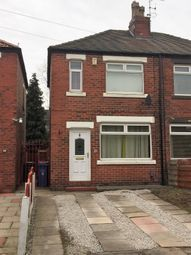 Thumbnail 2 bedroom semi-detached house to rent in Beeston Grove, Davenport, Stockport