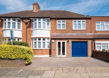 Thumbnail 5 bed semi-detached house for sale in Albury Avenue, Isleworth