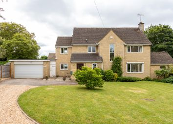 Thumbnail 4 bed detached house for sale in Baunton Lane, Stratton, Cirencester, Gloucestershire