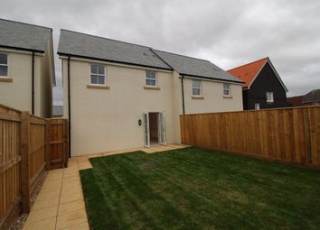 Thumbnail 2 bedroom semi-detached house for sale in Court Barton Close Silver Street, Thorverton, Exeter