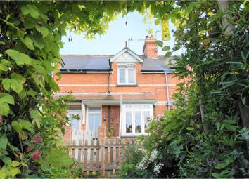 Thumbnail 3 bed terraced house for sale in Ellerhayes, Exeter