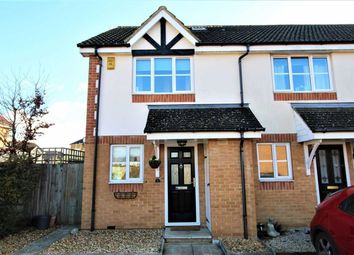 Thumbnail 3 bed end terrace house to rent in Two Mile Drive, Cippenham, Slough
