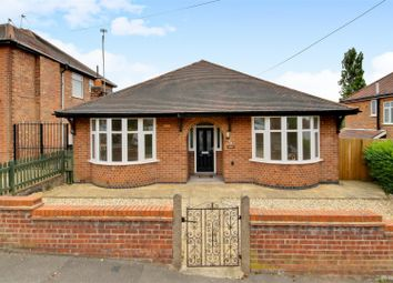 Thumbnail 3 bedroom detached bungalow for sale in Parkdale Road, Bakersfield, Nottingham