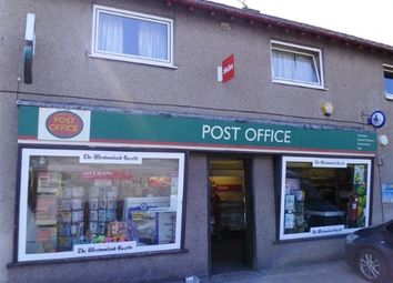 Thumbnail Retail premises for sale in Post Office & Newsagents LA9, Cumbria