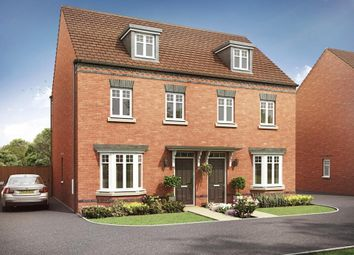 """Thumbnail 3 bedroom semi-detached house for sale in """"Kennett"""" at Vickers Way, Warwick"""