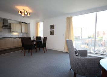 Thumbnail 1 bed flat to rent in Regent Court, 1 North Bank, Regent's Park, London