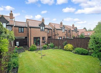 Thumbnail 3 bed mews house for sale in Wigby Close, Burton Leonard, North Yorkshire