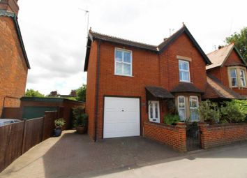 Thumbnail 4 bed semi-detached house for sale in High Street, Waddesdon, Aylesbury