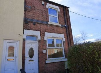 Thumbnail 2 bedroom end terrace house to rent in Bagnall Road, Milton, Stoke-On-Trent
