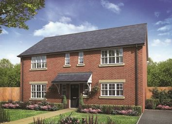 "Thumbnail 4 bed detached house for sale in ""The Hayden"" at Church Hill Terrace, Church Hill, Sherburn In Elmet, Leeds"