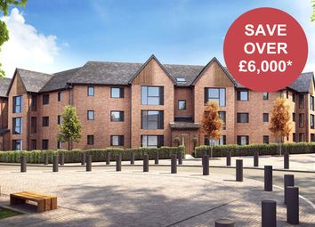 "Thumbnail 2 bed flat for sale in ""Enderby Special 1"" at Beggars Lane, Leicester Forest East, Leicester"