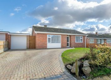 Thumbnail 2 bed detached bungalow for sale in Farm Walk, Necton, Swaffham