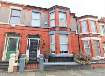 Thumbnail 3 bed terraced house for sale in Hillside Road, Mossley Hill, Liverpool