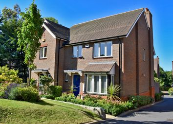 Thumbnail 3 bed semi-detached house for sale in Oakfield, Belmore Lane, Lymington