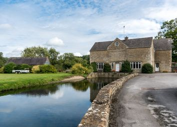 Thumbnail 4 bed detached house for sale in Reybridge, Lacock, Chippenham