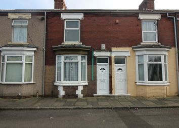 Thumbnail 2 bed terraced house to rent in Esk Street, North Ormesby, Middlesbrough