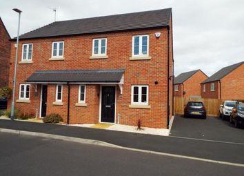 Thumbnail 3 bed semi-detached house for sale in Webb Ellis Road, Kirkby In Ashfield, Nottingham, Nottinghamshire