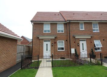 Thumbnail 3 bed end terrace house to rent in Hawthorn Drive, Thornton