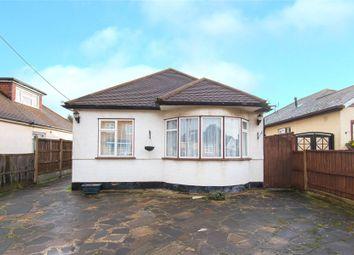 Thumbnail 2 bedroom detached bungalow for sale in Cranham Gardens, Upminster