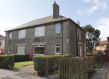 Thumbnail 1 bed flat for sale in Stewart Road, Ayr