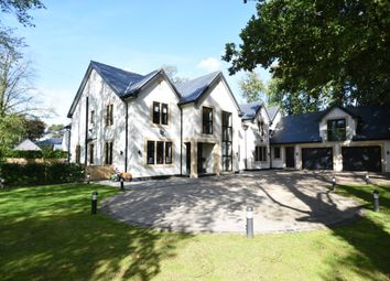 Thumbnail 5 bed detached house for sale in Hough Lane, Wilmslow