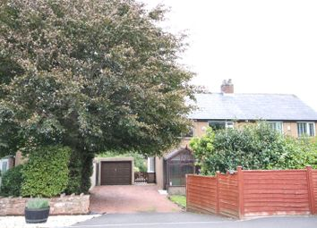 Thumbnail 3 bed semi-detached house for sale in Hom Green, Park Road, Scotby, Carlisle