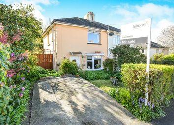 Thumbnail 3 bedroom semi-detached house for sale in Totnes, Devon
