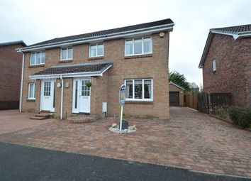 Thumbnail 3 bed semi-detached house for sale in Parkneuk Street, Motherwell