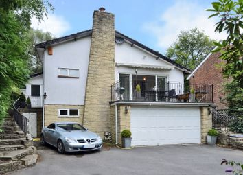 Thumbnail 5 bed detached house to rent in Curley Hill Road, Lightwater