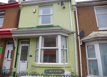 Thumbnail 2 bedroom terraced house to rent in Renown Street, Plymouth