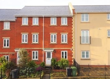 Thumbnail 4 bedroom terraced house to rent in Royal Crescent, Exeter, Devon