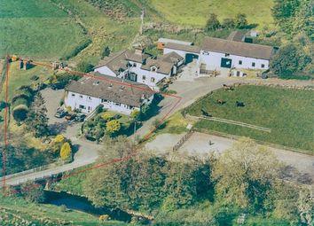 Thumbnail 10 bed farmhouse for sale in Newcastleton, Scottish Borders