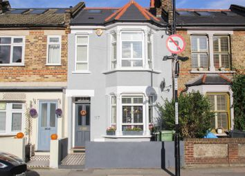 Thumbnail 4 bed property for sale in Leahurst Road, London