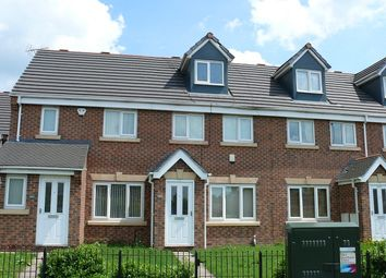 Thumbnail 3 bed mews house to rent in Gresty Road, Crewe, Cheshire