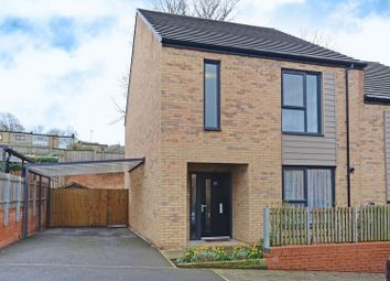 Thumbnail 2 bed semi-detached house for sale in Park Spring Grove, Norfolk Park, Sheffield