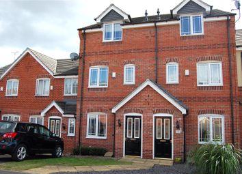 Thumbnail 3 bed terraced house to rent in Redbridge Close, Ilkeston