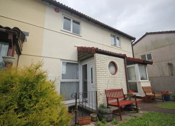 Thumbnail 2 bed terraced house to rent in Ferndale Close, Woolwell, Plymouth